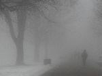 25 грудня в Україні підвищення температури, ожеледь та туман