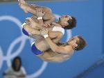 У Києві проходять змагання на Кубок України зі стрибків у воду