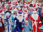 У суботу в Києві пройде парад Дідів Морозів