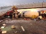 У «Внуково» розбився літак Ту-204, є жертви