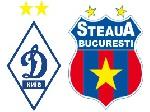 Київське «Динамо» програло бухарестському «Стяуа»