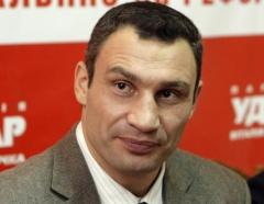 Кличко подав у суд на голову ВР - фото