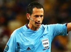 Кращим футбольним арбітром 2012 року за версією IFFHS став Проенса - фото