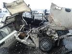 На Харківщині сталася аварія за участю 5 автомобілів