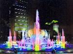 Незабаром на Оболоні з'явиться унікальний світловий фонтан