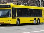 У Києві з автобуса випала старенька жінка і вдарилася головою, водій з місця ДТП зник