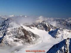 В Альпах загинули шестеро росіян - фото