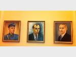 Віце-спікер ВР вивісив у своєму кабінеті портрети Бандери, Шухевича і Коновальця