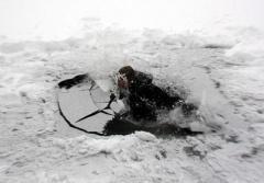 У Дніпропетровську потонули двоє рибалок - фото