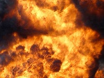 У Києві від вибуху автомобіля постраждав чоловік