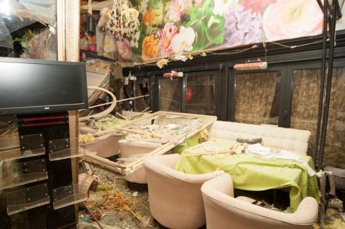 У київському ресторані «Апрель» вибухнув газовий балон, є постраждалі - фото