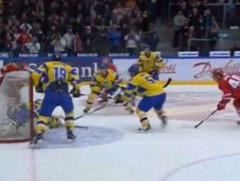Збірна України по хокею програла Данії - фото