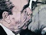 «Братній Поцілунок» Брежнєва з Хоннекером демонтують