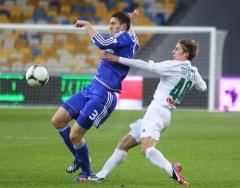 Динамо скористалося помилкою Ворскли - фото