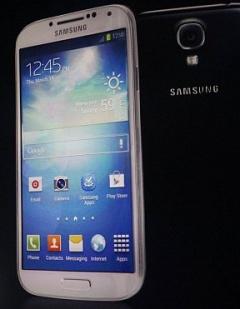 Samsung презентувала Galaxy S4 - фото