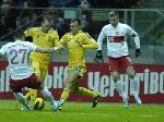 Україна обіграла у футбол Польщу