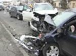Велика аварія на столичній вул Електриків – є постраждалі