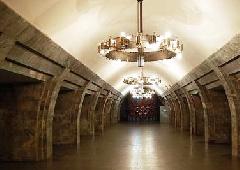 27 квітня столичну станцію метро «Олімпійська» ненадовго закриють - фото