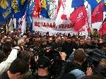 Акція «Вставай, Україно» пройшла і в Полтаві