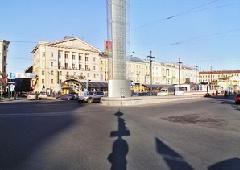 Бійка таджиків і кавказців у Петербурзі – 378 затриманих - фото