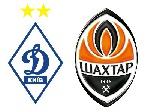 Київське «Динамо» у себе вдома програло донецькому «Шахтарю»