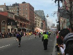 Під час бостонського марафону сталося два вибухи