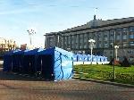 У Черкасах намагаються зірвати акцію «Вставай, Україно»
