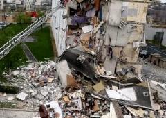 У Франції стався вибух у жилому будинку, є загиблі - фото