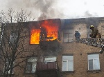 У Києві на Великій Житомирській горіла квартира, є загиблий