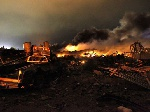 У Техасі на заводі пролунав потужній вибух