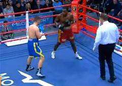 «Українські отамани» в суху перемогли італійських боксерів - фото