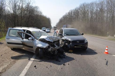 В аварії на Харківщині загинули 3 людини [фото] - фото