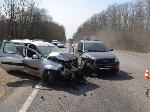 В аварії на Харківщині загинули 3 людини [фото]