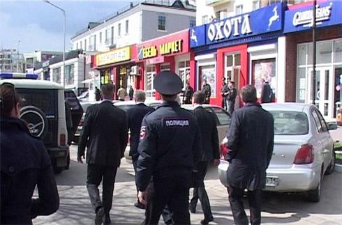 В Бєлгороді невідомий відкрив стрілянину, загинули 5 людей - фото