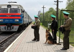 Чеченці переплутали Білорусію з Литвою - фото