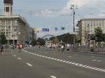До святкування Дня Європи центр Києва перекриють
