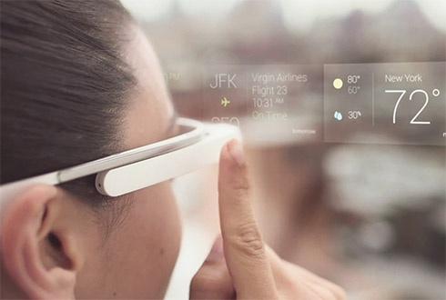 Гугл показав як користуватися їх окулярами - фото