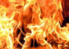 На аміачному заводі у Горлівці сталася пожежа - фото