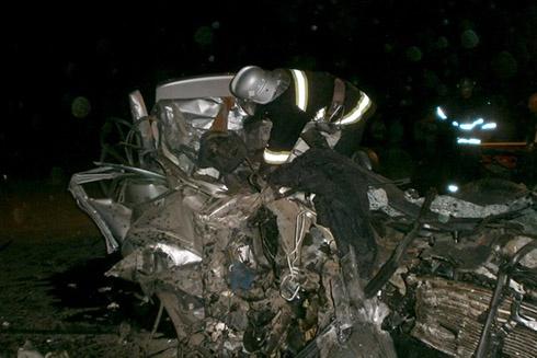 На Тернопільщині в аварії загинули 3 людини [фото] - фото