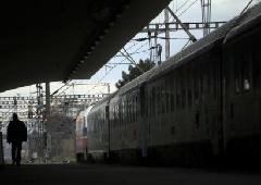 У Белграді два потяги зіткнулися в тунелі - фото