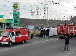 У Запоріжжі перекинулася маршрутка, 1 людина загинула [фото]