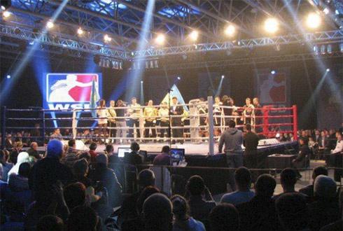«Українські отамани» поступилися казахстанським боксерам - фото