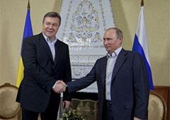 Янукович полетів до Путіна - фото