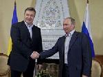 Янукович полетів до Путіна