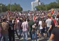 МЗС не рекомендує українцям приймати участь у акціях протесту у Туреччині - фото
