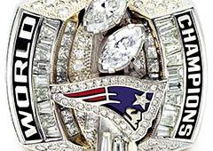 Путін привласнив перстень вартістю 25 тисяч - фото