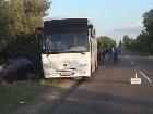 У Чернігівській області водій в'їхав у натовп людей