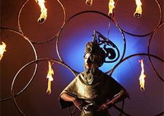 У столиці відбудеться фестиваль вогню KyivFireFest - фото