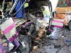 На Волині автобус з дітьми зіткнувся з рейсовим автобусом – 8 загиблих та 27 травмованих