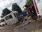 Під Москвою автобус зіткнувся з КамАЗом – загинуло 18 осіб